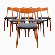 370 teak dining chairs by alfred christensen for slagelse møbelværk 1960s