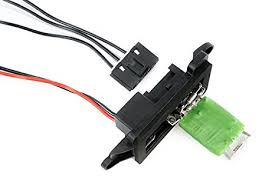 amazon com ac blower motor resistor kit with harness replaces  at 95 Chevy K 1500 Havc Wire Harness