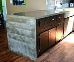 how much do countertops cost concrete comparison vs granite poured estimate quartz calculator per square