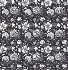 tumblr background black and white flowers. Black And White Flowers Tumblr Twitter Backgrounds Intended Background