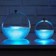 bioluminescent aquarium