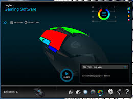 See the g402 downloads page for the latest software support. Logitech G402 Hyperion Fury Gaming Mouse Review