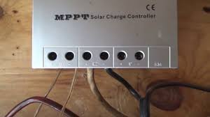 how to connect solar charge controller setting up off grid solar how to connect solar charge controller setting up off grid solar