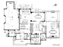 modern residential floor plans modern architecture floor plans modern homes plans fairy tale cottage house front
