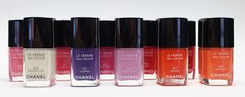 Laky Chanel Letní Oblíbenci