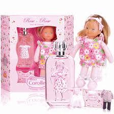 <b>Corolle</b> (Король) <b>Miss Corolle Rose</b> + Кукла (Набор Кукла и ...