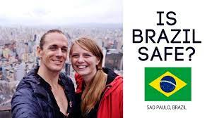 Is Brazil Dangerous?! | Our first time in Brazil - YouTube