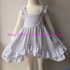 new summer frocks designs sweet s black dot cotton boutique sleeveless dresses