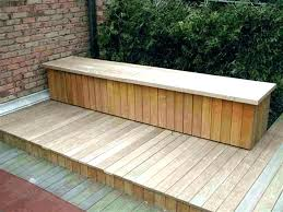 wood deck bench plans built in deck benches deck bench plans built in deck benches with wood deck bench plans