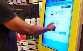 Gift Card Vending Machines Gorgeous What's The FASTEST Way To Get Cash For Gift Cards GCG