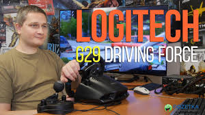 <b>Logitech G29 Driving</b> Force: обзор <b>руля</b> - YouTube