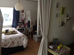A small apartment.