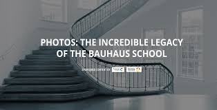 photos the incredible legacy of the bauhaus school of design sponsored smithsonian