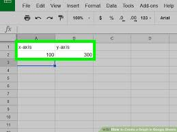 Accessible Guides How To Draw A Line On Oogle Sheets Making