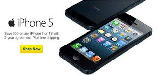 Best Buy Slashes $50 f All iPhone 5 & iPhone 4S Models Until