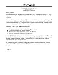 Cover Letter Outline Best Accounts Payable Specialist Cover Letter Examples LiveCareer 64