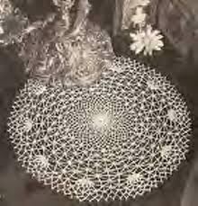 Oval Crochet Doily Patterns Free Inspiration Free Crochet Doily Patterns