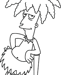 The Best Free Bart Coloring Page Images Download From 104 Free