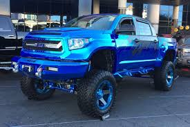 Top 25 Lifted Trucks of SEMA 2016