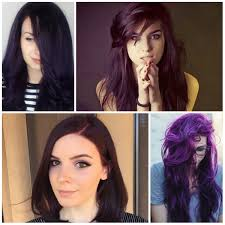 Purple Hair Style purple hair color inspiration for 20162017 page 2 best hair 2892 by wearticles.com