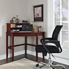 Desk In Corner 0ffice Furniture Computer Desk With Shelves Above