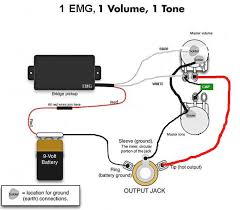 active pickup wiring diagram diagrams for diy car