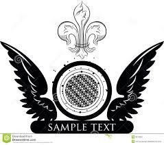 Emblem Design Logo With Emblem Design Stock Illustration Illustration Of