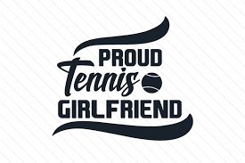 For their svg export and save process, adobe has chosen the russian nesting doll method. Proud Tennis Girlfriend Svg Cut Files Download Free 45455569 Svg Animation