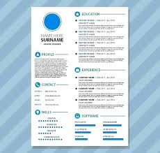 Colorful Resume Templates Adorable Colorful Resume Templates Free Professional Resume Templates