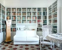 home office library. Small Home Library Images Ideas Office Freestanding Desk Ceramic Floor And Multicolored D