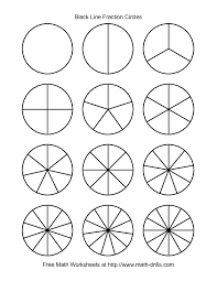 Fraction Circles Clipart (60+)
