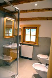 Badezimmer 005801 Min Plunerhof Schwaige Seiser Alm Ferienwohnungen
