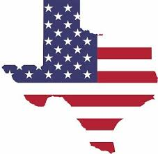 TEXAS FLAG RUSTY Distressed Decal State Lone Star Sticker Cowboy ...