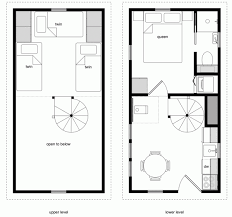 Amazing Tiny House Company Homes Plans Trailer How To Build On Micro Cottage Plans