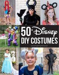 50 diy disney costume ideas for or cosplay