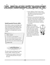 Build Essential Phonics Skills Worksheets Printables