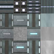 Sci fi ceiling texture Hallway Zoomview Images 8 Walls Panels 2 Scifi Textures Second Life Marketplace Second Life Marketplace Scifi Textures Pack Hullspanelswalls