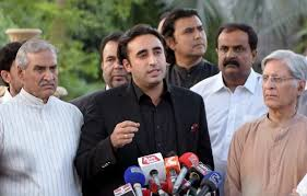 Image result for Will PPP participate in Maulana Fazlur Rehman's Islamabad lockdown? Bilawal Bhutto announces
