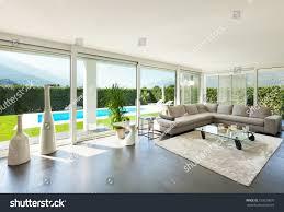 beautiful living room. Modern Villa, Interior, Beautiful Living Room