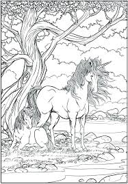 cute unicorn coloring pages to print marvellous page in seasonal colouring with free unicorn coloring pages printable color drawn book