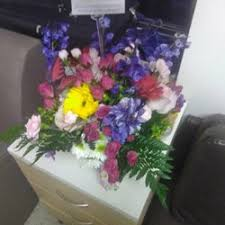 photo de flowers tulsa ok États unis standing arrangement