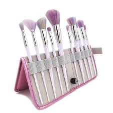 unicorn brush sets. robinson 10pcs high quality cream unicorn shape design handle makeup brushes set soft multi-colour brush sets