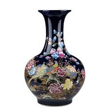 Small Picture Online Buy Wholesale china flower vase from China china flower