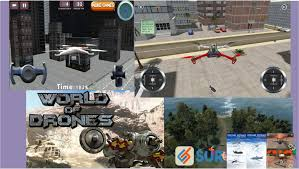 √ 11 Game Simulator Drone Android