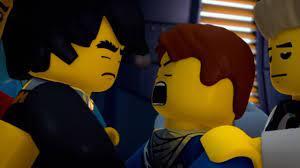 Jay and Cole Fight with Bad Breath   Ninjago: Masters of Spinjitzu - YouTube
