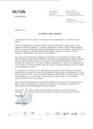Intro To Recommendation Letter Reference Letter 1