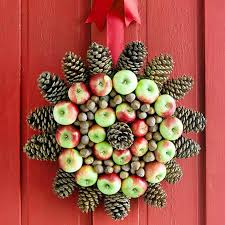 Drop Dead Gorgeous Image Of Home Interior Wall Decoration Using Various  Cool Wreath : Fair Image
