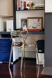 Gold Three Design Chair Cool Desk Chairs