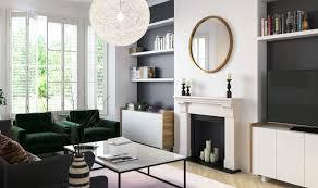 Modern Interior Design Uk Contemporary Eclectic Interior Design