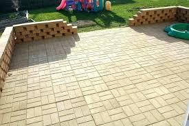 patio stones design ideas. Rubber Patio Stones Home Depot Design Ideas Paving Concrete Pavers